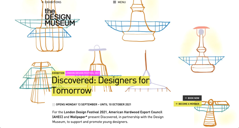 Discovered: The New Generation of Designers